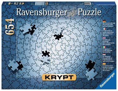 KRYPT Puzzel: Silver - Puzzel (654)