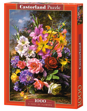 A Vase of Flowers - Puzzel (1000)