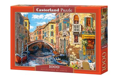 Reflections of Venice - Puzzel (1000)