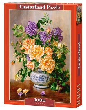 Floral - Puzzel (1000)