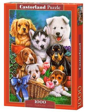 Puppies - Puzzel (1000)