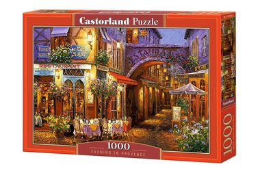 Evening in Provence - Puzzel (1000)