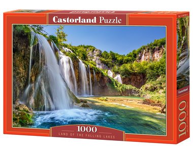 Land of the Falling Lakes - Puzzel (1000)