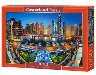 Dubai Marina - Puzzel (1000)