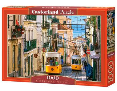Lisbon Trams, Portugal - Puzzel (1000)