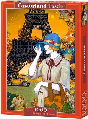 Paris Street - Puzzel (1000)