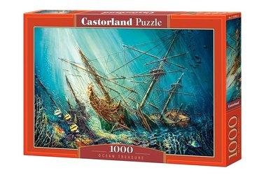 Ocean Treasure - Puzzel (1000)