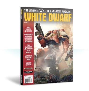 White Dwarf (Juli 2019)