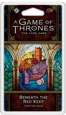 A Game of Thrones: The Card Game (Second Edition) - Beneath The Red Keep