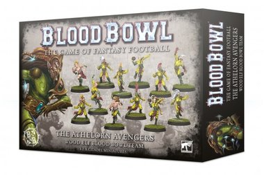 Blood Bowl: The Athelorn Avengers (Wood Elf Blood Bowl Team)