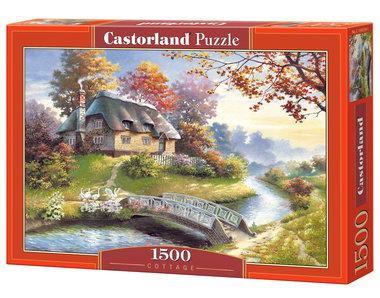 Cottage - Puzzel (1500)