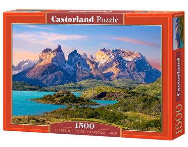 Torres del Paine, Patagonia, Chile - Puzzel (1500)