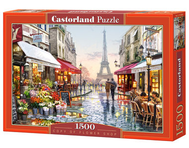 Copy of Flower Shop - Puzzel (1500)