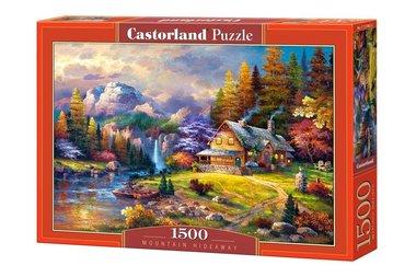 Mountain Hideaway - Puzzel (1500)