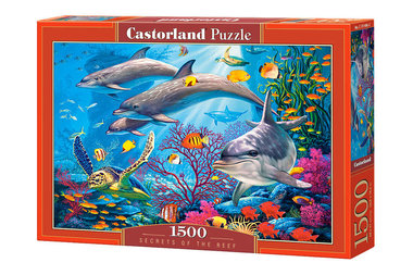 Secrets of the Reef - Puzzel (1500)