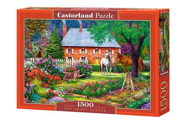 The Sweet Garden - Puzzel (1500)