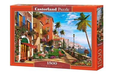 Themed Terrace - Puzzel (1500)