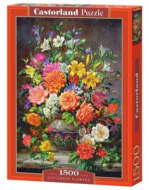 September Flowers - Puzzel (1500)