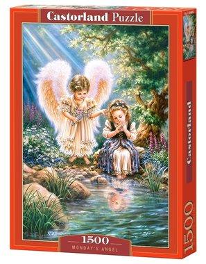 Monday's Angel - Puzzel (1500)