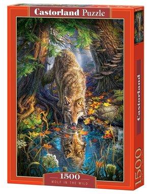 Wolf in the Wild - Puzzel (1500)