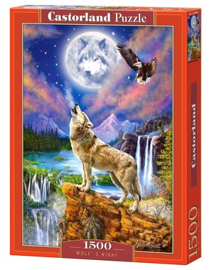 Wolf's Night - Puzzel (1500)