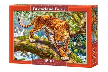 Sneaking Jaguar - Puzzel (1500)