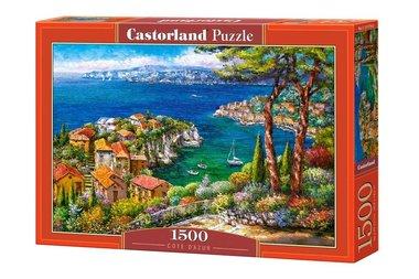 Cote d'Azur - Puzzel (1500)