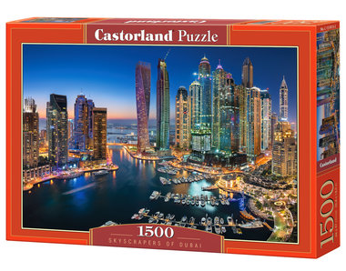 Skyscrapers of Dubai - Puzzel (1500)