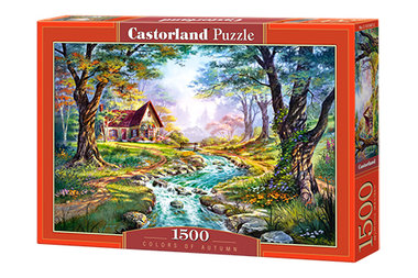 Colors of Autumn - Puzzel (1500)