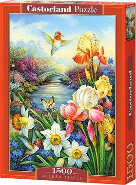 Golden Irisis - Puzzel (1500)