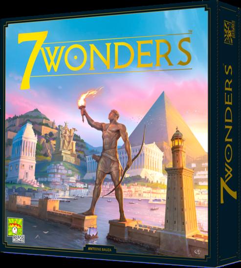 7 Wonders [NIEUWE EDITIE]