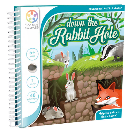 Down the rabbit's hole Smart Games