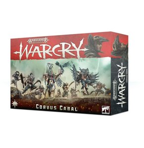 Warhammer: Age of Sigmar - Warcry (Corvus Cabal)