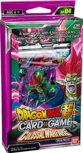 Dragon Ball SCG: Colossal Warfare - Special Pack Set