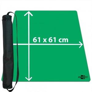 Blackfire Ultrafine Playmat - 90x90cm - with Carrybag (Green)