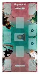 Claim: Playmat #3
