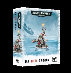 Warhammer 40,000 - Da Red Gobbo