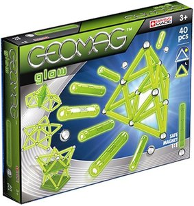 Geomag Color Glow (40-delig)
