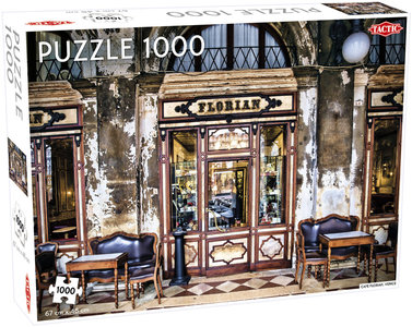 Café Florian - Puzzel (1000)