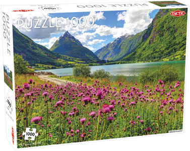 Bergsheimsvatnet - Puzzel (1000)