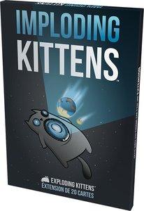 Exploding Kittens Imploding Kittens Fr Spelhuis