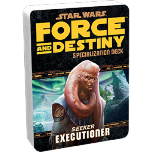 Star Wars: Force and Destiny - Executioner (Specialization Deck)