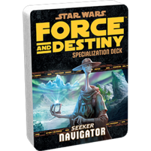 Star Wars: Force and Destiny - Navigator (Specialization Deck)
