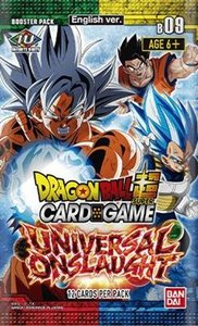 Dragon Ball SCG: Universal Onslaught - Booster Pack
