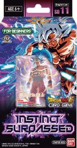 Dragon Ball SCG: Instinct Surpassed - Starter Deck
