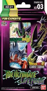 Dragon Ball SCG: The Ultimate Life Form - Expert Deck