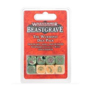Warhammer Underworlds: Beastgrave - The Wurmspat (Dice Pack)