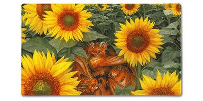 Dragon Shield Playmat: Tangerine 'Dyrkottr - Dragon of Curiosity'