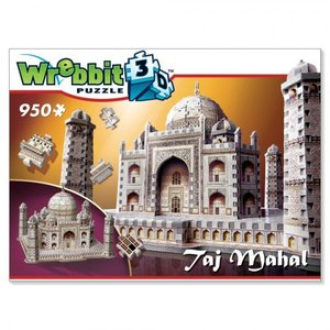Taj Mahal - Wrebbit 3D Puzzle (950)