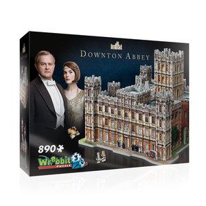 Downton Abbey - Wrebbit 3D Puzzle (890)